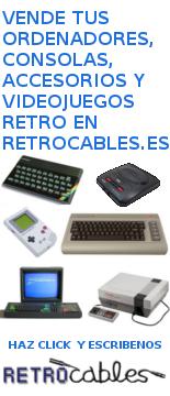 Compramos ordenadores, consolas y juegos retro