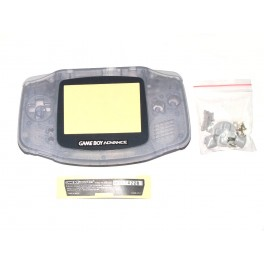 Carcasa GameBoy Advance Transparente