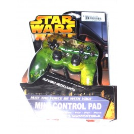 Mini Mando Star Wars Yoda Playstation (nuevo)