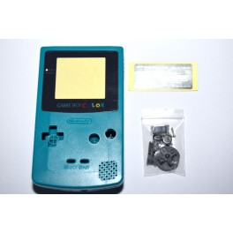 Carcasa GameBoy Color Turquesa