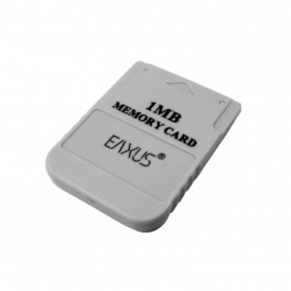 Memory Card compatible Playstation 1 MB.
