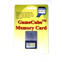 Memory Card Game Cube/Wii 128Mb