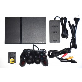 Pack Playstation 2 slim + mando + memory