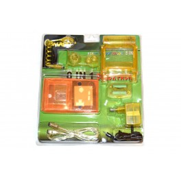 Pack accesorios GameBoy Color