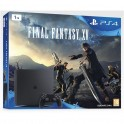 Pack Consola PS4 Slim 1Tb. + Final Fantasy XV