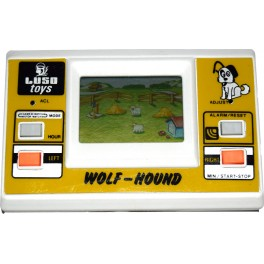 Game & Watch Luso Toys Wolf Hound