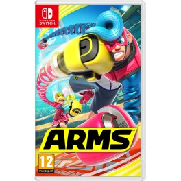 Juego Switch Arms