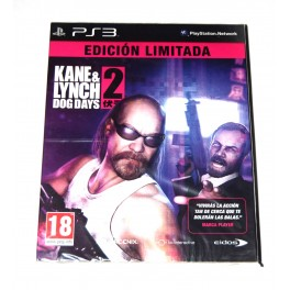Juego Playstation 3 Kane & Lynch 2: Dog Days Ed. Limitada (nuevo)