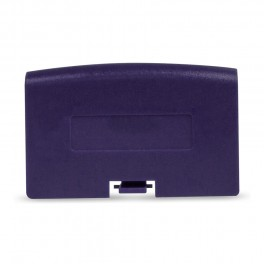 Tapa de pilas Gameboy Advance (Morado)