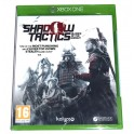 Juego Xbox One Shadow Tactics Blades Of The Shogun  (nuevo)
