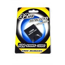 Memory Card Game Cube/Wii 32Mb