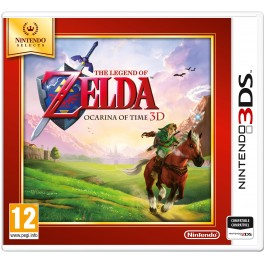 Juego Nintendo 3DS The Legend of Zelda Ocarina of Time (nuevo)