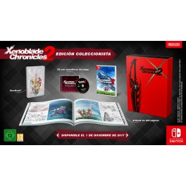Juego Nintendo Switch  Xenoblade Chronicles 2 (Edición Limitada)