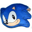 Cojín cabeza Sonic the Hedgehog