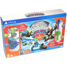 Starter Pack PS4 Skylanders Superchargers