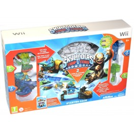 Starter Pack Wii Skylanders Trap Team