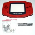 Carcasa GameBoy Advance Roja