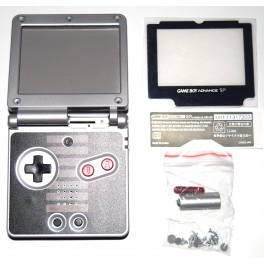 Carcasa GameBoy Advance SP NES