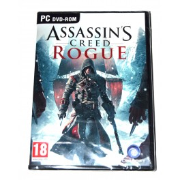 Juego PC Assassin's Creed Rogue (nuevo)