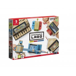Juego Nintendo Labo Kit variado Toy-Con 01 Switch