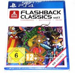 Juego PS4 Atari Flashback Classics Vol. 1