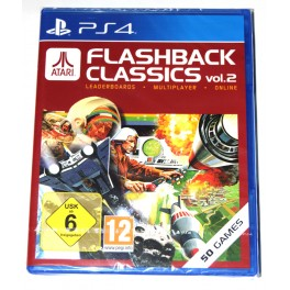 Juego PS4 Atari Flashback Classics Vol. 2