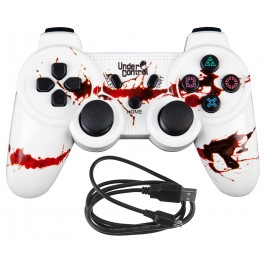 Mando inalámbrico compatible Playstation 3 zombie