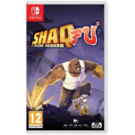 Juego Shaq Fu: A Legend Reborn Switch