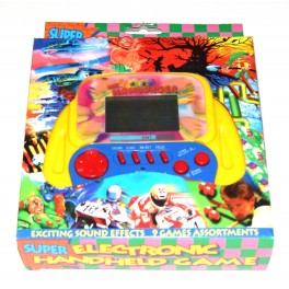 Consola tipo Game & Watch  Mr. Hamburger