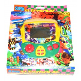 Consola tipo Game & Watch Motor Cycle Games