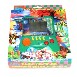 Consola tipo Game & Watch Devil Terminator Games