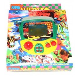 Consola tipo Game & Watch Car Racing