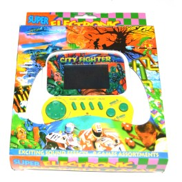 Consola tipo Game & Watch City Fighter