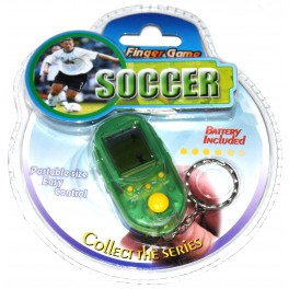Consola llavero tipo Game & Watch Finger Game Soccer
