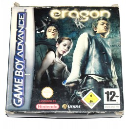 Juego GameBoy Advance Eragon