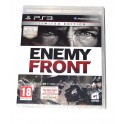 Juego Playstation 3 Enemy Front Limited Edition (nuevo)