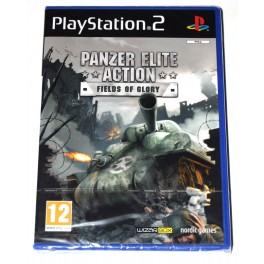 Juego Playstation 2 Panzer Elite Action: Fields Of Glory (Nuevo)