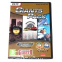 Juego PC Giants Pack (nuevo)