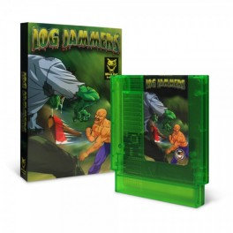 Juego NES Log Jammers