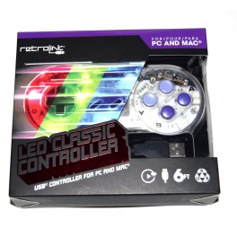 Mando Supernintendo RGB USB