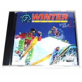 Juego PC Winter Sports: Snow Wave 2 (nuevo)