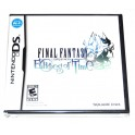 Juego Nintendo DS Final Fantasy - Crystal Chronicles Echoes of Time  (nuevo)