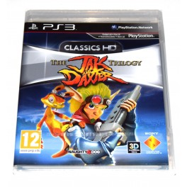 Juego Playstation 3 Jak and Daxter HD Trilogy (nuevo)