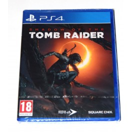 Juego Shadow of the Tomb Raider PS4