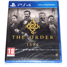 Juego The Order: 1886 PS4