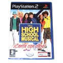 Juego Playstation 2 Disney Sing It: High School Musical (nuevo)
