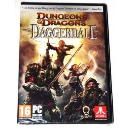 Juego PC Dungeons & Dragons Daggerdale (nuevo)