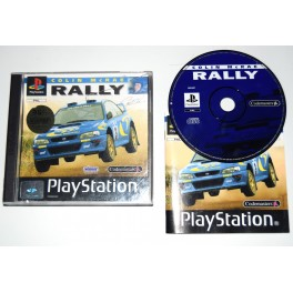 Juego Playstation Colin McRae Rally (segunda mano)