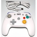 OUTLET Mando compatible Gamecube/Wii blanco Under Control