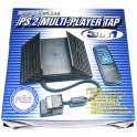 Pack Playstation 2: Soporte, Multitap y mando DVD